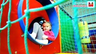 VLOG ❤ kid's entertainment center happy time Plasticine Пластилин ► Детский развлекательный центр