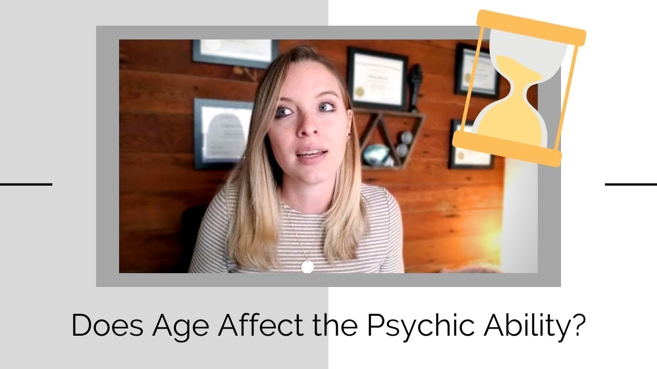 Does Age Affect the Psychic Ability?