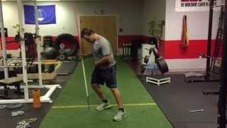 Javelin Throw | Setting Up the Base to Throw Far | www.EliteThrowsCoaching.com