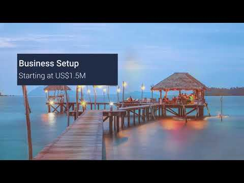 Visa Free Travel to 132 countries - Antigua Passport is your answer