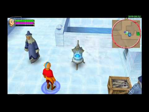 PPSSPP Emulator 0.9.8 for Android   Avatar: The Last Airbender [720p HD]   Sony PSP