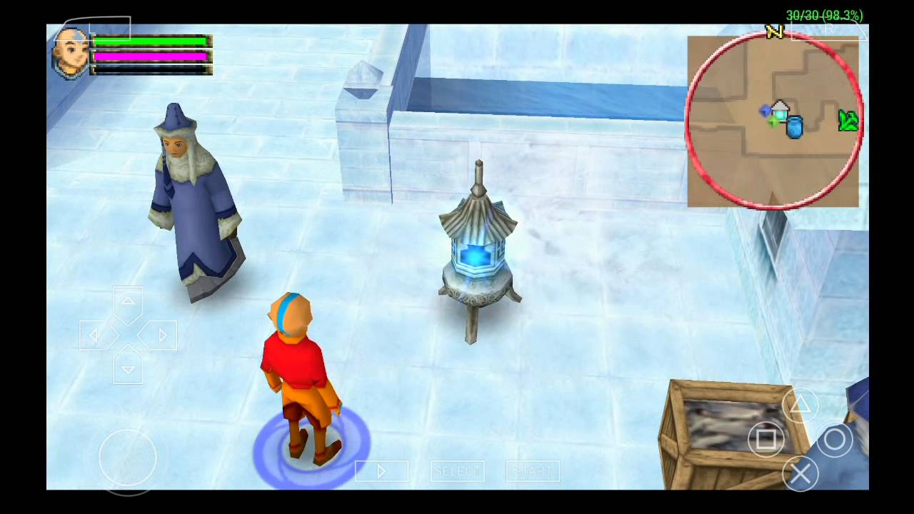 Ppsspp Emulator 0 9 8 For Android Avatar The Last