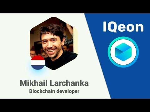 Mikhail Larchanka (Blockchain developer) TOP-3 Blockchain Gaming ICO Project Rating 2018