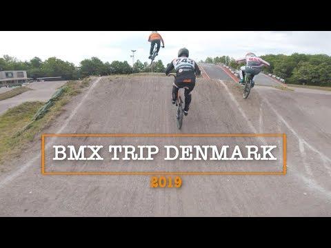 2019 - BMX TRIP DENMARK WITH FRIENDS