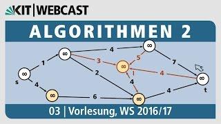 03: Algorithmen 2, Vorlesung, WS 2016/17