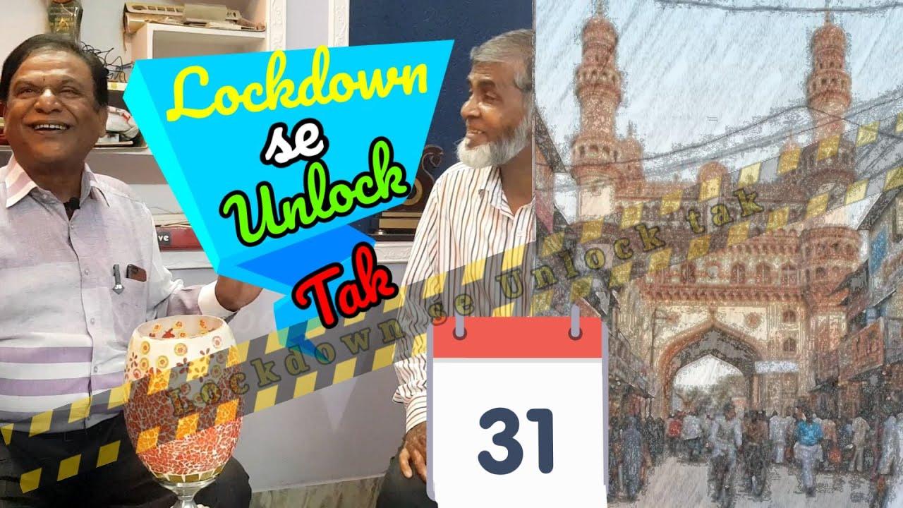 Lockdown Se Unlock Tak    A comedy with social message    Hyderabadi Matwale
