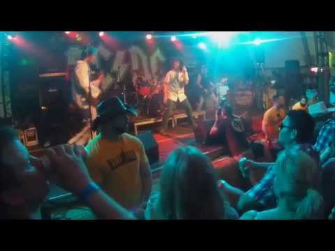 ACDC Tribute BCDC - Calgary Stampede 2015 - Live Wire