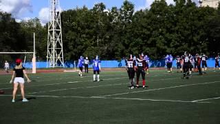 Американский футбол. г.Хабаровск