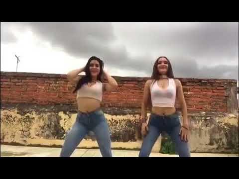 Asi bailaron Onice Flores y su amiga Lyssi Ayala y causaron furor en las redes sociales