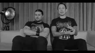 Trivium - Silence In The Snow Track By Track (Part 2)