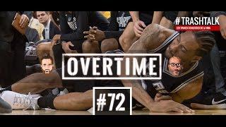 Warriors - Spurs : en route vers le sweep...? Overtime de l'Apéro TrashTalk