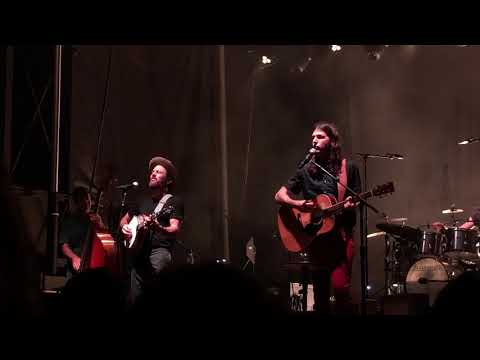 The Avett Brothers - No Hard Feelings live...