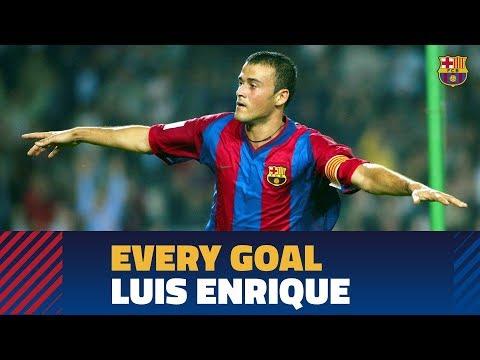 BARÇA GOALS | Luis Enrique (1996-2004)