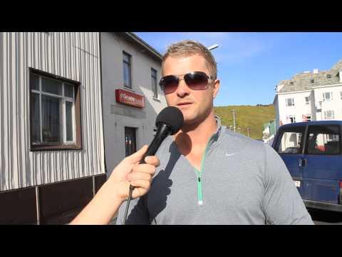 Viðtal við Gillz fyrir húkkaraballið 2013 - þjóðhátið - Superman.is
