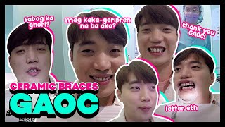 Getting Ceramic Braces at GAOC