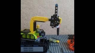 Лего копатели
