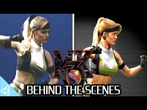 Behind the Scenes - Mortal Kombat 3 [rare footage]