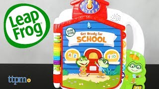 Tad's Get Ready for School Book from LeapFrog