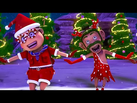 Oko Lele - Episode 38: Gift from the sky - Christmas special - CGI animated short