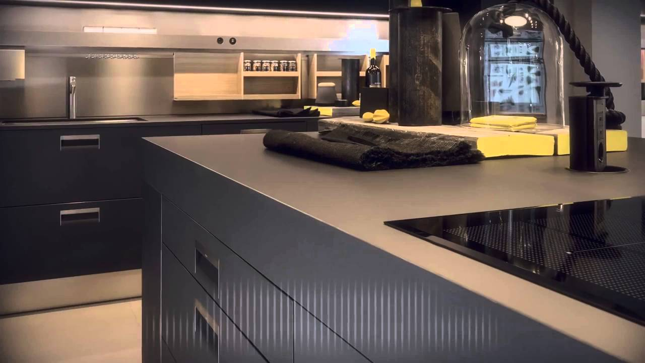 Fenix Aanrechtblad Nanotechnologie : Fenix ntm nano tech matt material for interior design smart youtube