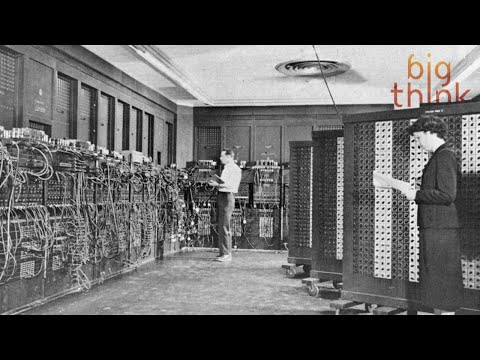 "Walter Isaacson on Alan Turing, Intelligent Machines and ""The Imitation Game"""