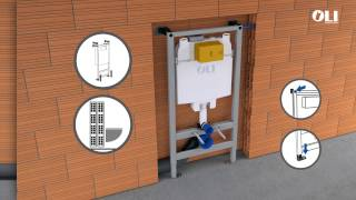 Oli74 Plus Sanitarblock - Installazione