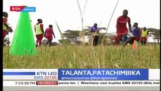 Klabu ya FC Talanta kuchuana na Nairobi city stars