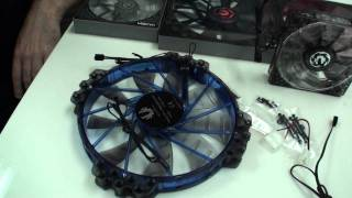 BitFenix Spectre Pro cooling fans exclusive preview