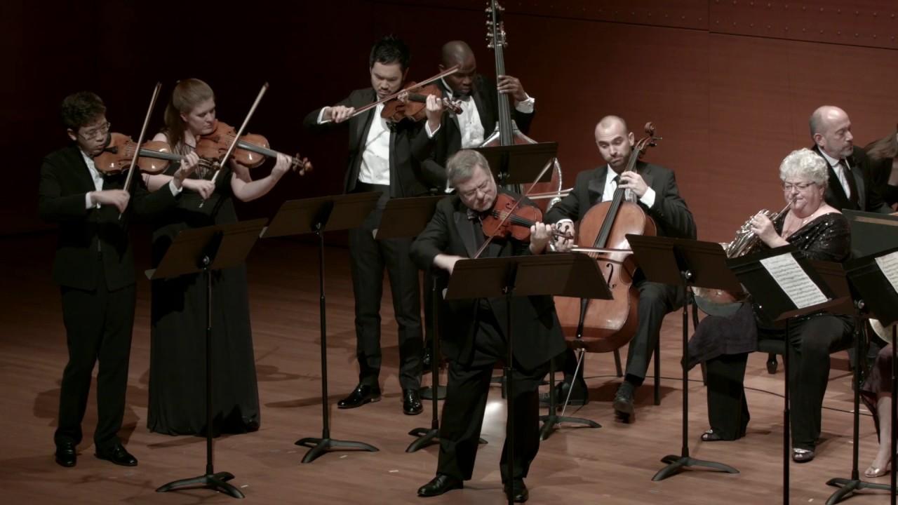 Bach: Brandenburg Concerto No. 1 in F major, BWV 1046, I. Allegro
