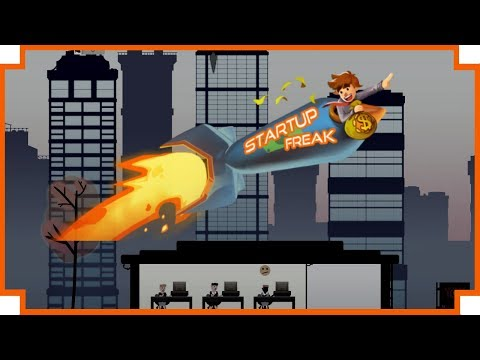 Startup Freak - (Software Business Tycoon Game)