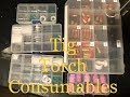 Tig Torch Consumables (Pyrex) China