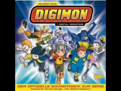 Digimon Frontier Soundtrack -7- With Broken Wings (German/Deutsch)
