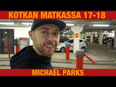 Kotkan matkassa 20172018  Michael Parks