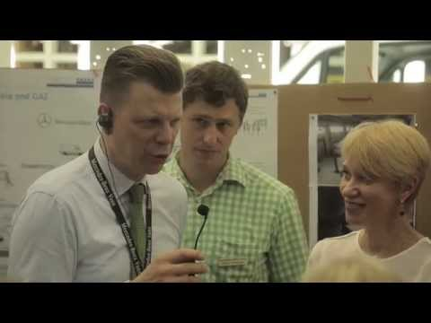 За кулисами: Производство Sprinter Classic в Нижнем Новгороде