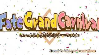 Fate Grand Order Carnival ED: Super Affection