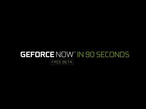 Game Anywhere with GeForce NOW -- currently free in beta