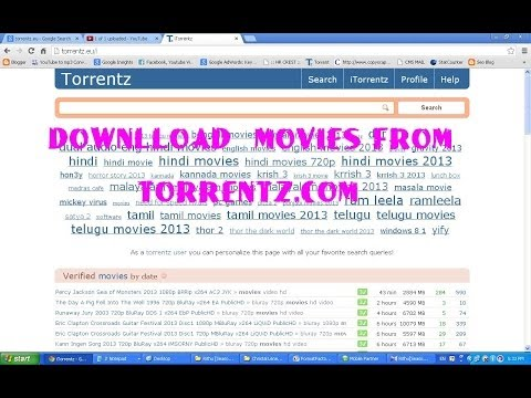 New movie torrentz2 download