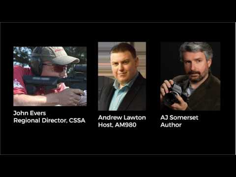 Are Canada's gun laws too strict? John Evers vs AJ Somerset