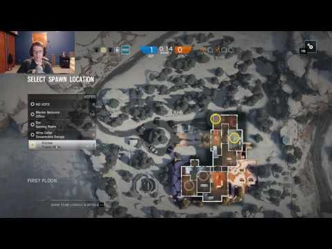 Youtube Live Stream - Rainbow Six Siege