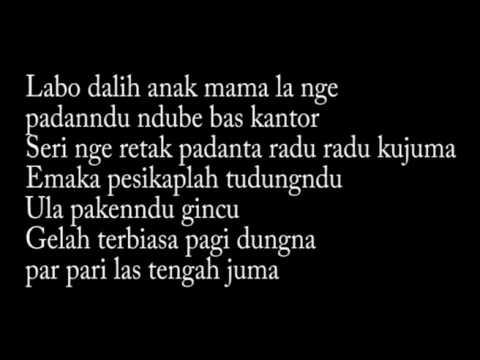 lagu Karo Apa Adanya - Usman Ginting Lyric