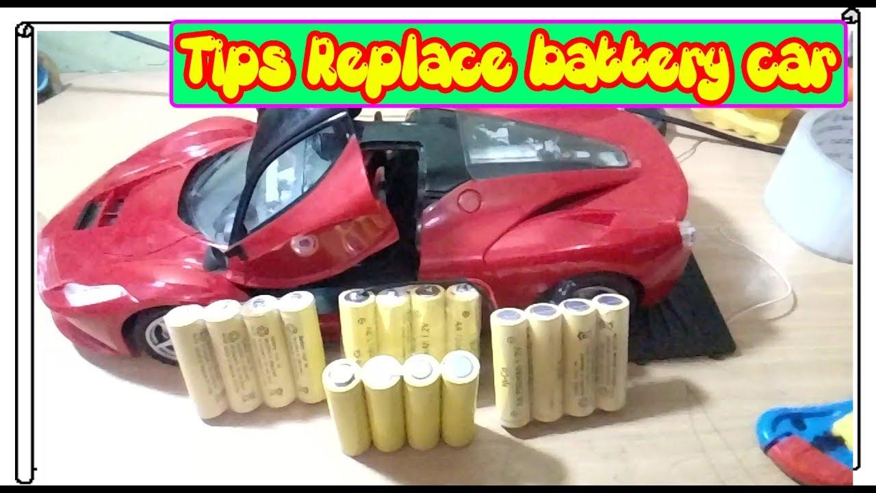 Replace Battery Car Remote Furious Door Opener Cara Mengganti Baterai Mobil Remote Control Youtube