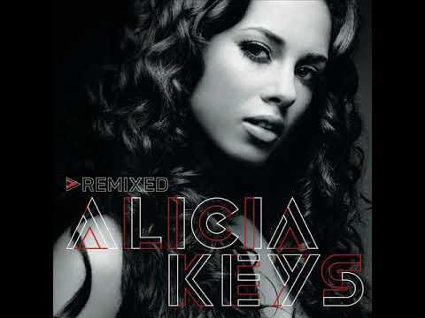 Alicia Keys If I Ain T Got You Kanye West Remix Youtube