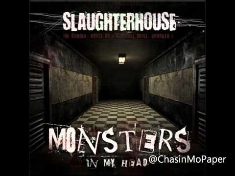 Slaughterhouse - Monsters In My Head [New CDQ Dirty NO DJ]