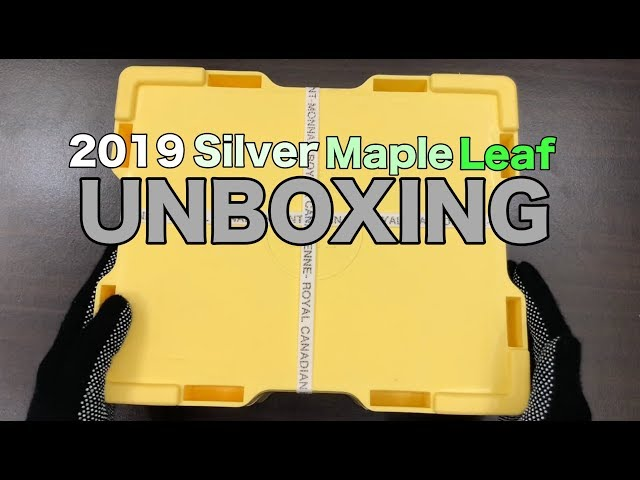 Monster Box Unboxing Series EP 3- 2019 Silver Maples Unboxing
