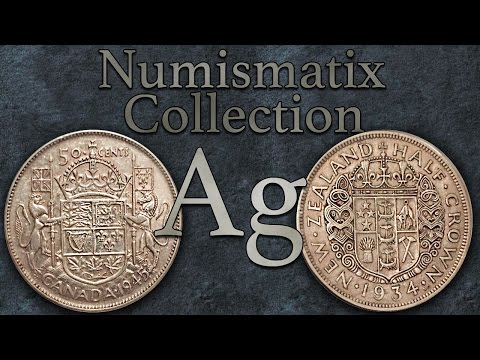 NMC: Ag (Silver Coin Collection)