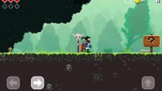El juego muy adictivo:Sword of Xolan