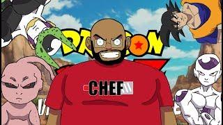 CHEF vs RAGEUX - Dragon Ball version logique bonus