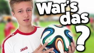 Max' Fußball Punktspiel in Hamburg ⚽️ TipTapTube 🙃