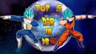 TOP 5 DAB / DBZ - DBS