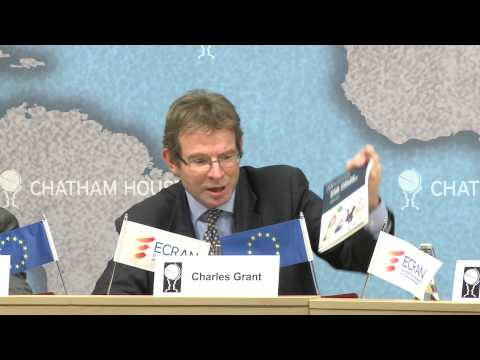 The EU and China: The Balance Sheet --Charles Grant, Director, Centre for European Reform